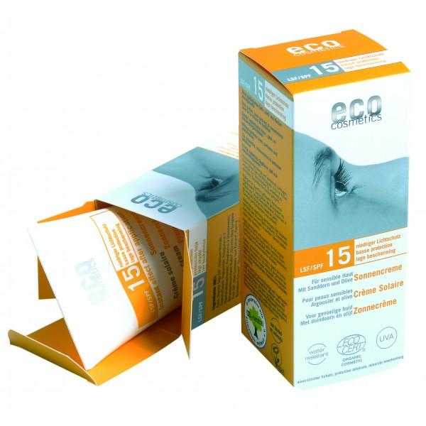 ECO Sun Cream SPF 15 75ml