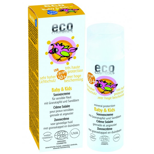 ECO Baby & Kids Sun Cream SPF 50