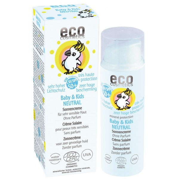 ECO Baby & Kids Sunprotection LSF 50 NEUTRAL 50ml