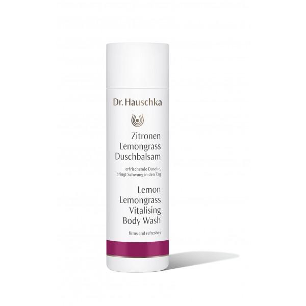 Dr. Hauschka Lemon Lemongrass Vitalising Body Wash 200 ml