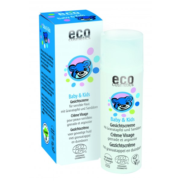 ECO Baby Facial Cream 50ml