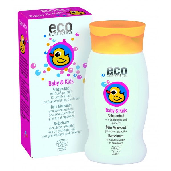 ECO Baby Bubble Bath 200ml