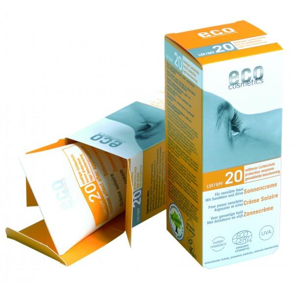 ECO Sun Cream SPF 20 75ml