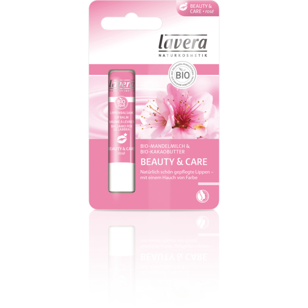 Lip balm Beauty & Care rosé