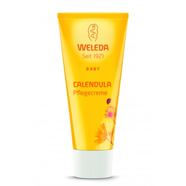 Weleda Calendula Baby Care Cream