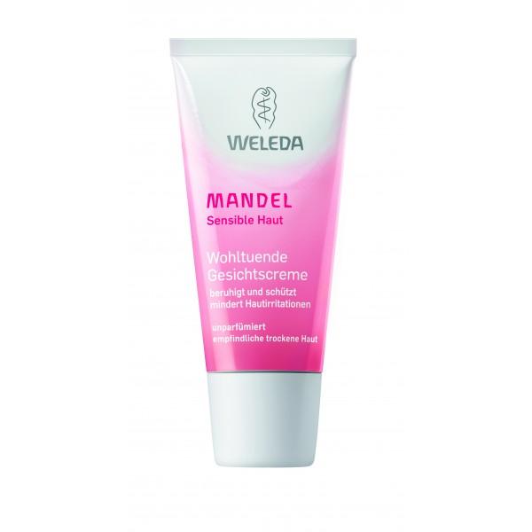 Almond Soothing Facial Cream 30ml