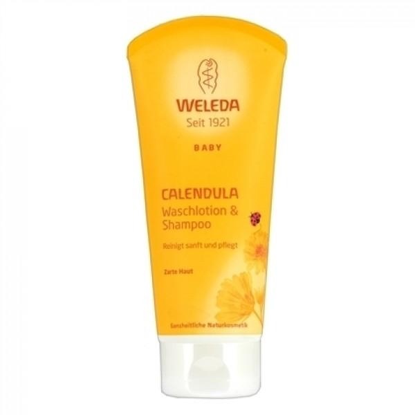 Calendula Wash Lotion & Shampoo